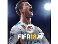 FIFA 18 PS4 *Unopened*