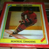 Montreal Canadien stars from the past - 8 different