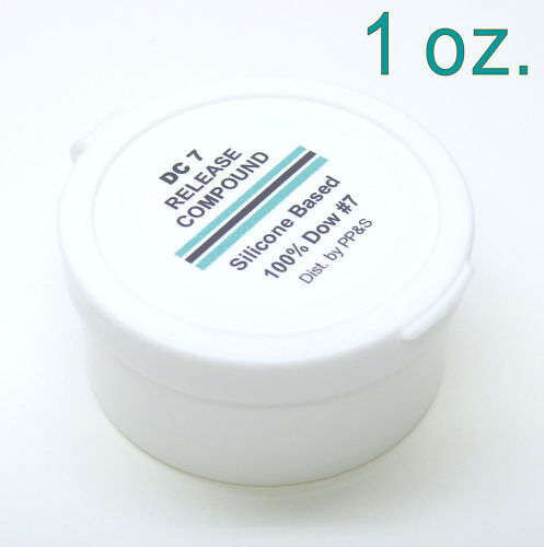 DOW CORNING 7 DC7 Silicone Release Casting Mold Molding Lubricant Grease 28g 1oz