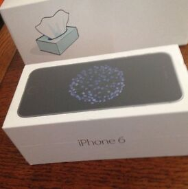 IPHONE 6 BRAND NEW & SEALED LOCKED TO VODAFONE