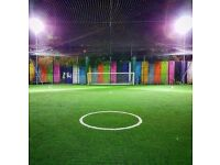 5-a-side football Monday 13th Feb 6pm - Player needed