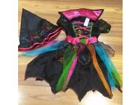 Witch dress. Size 6-9 months