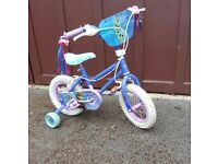 Kids Frozen Bike 12 inch
