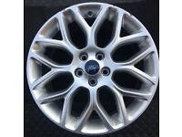 GENUINE FORD FOCUS 18 INCH SINGLE ALLOY USED CONDITION.