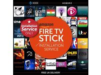 Amazon Fire Stick | Installation Service | Fully loaded Pulse build | Mobdro & Megabox HD!