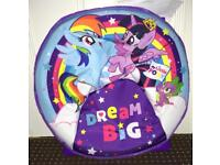 NEW! My little pony or Cars moon chair