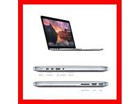APPLE MacBook Pro (RETINA, 13-INCH, LATE 13) 2.4 Ghz SSD 128GB ( With Box )