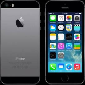 LIKE New Apple Iphone 5s 16GB - Space Grey - Mobile phone smartphone
