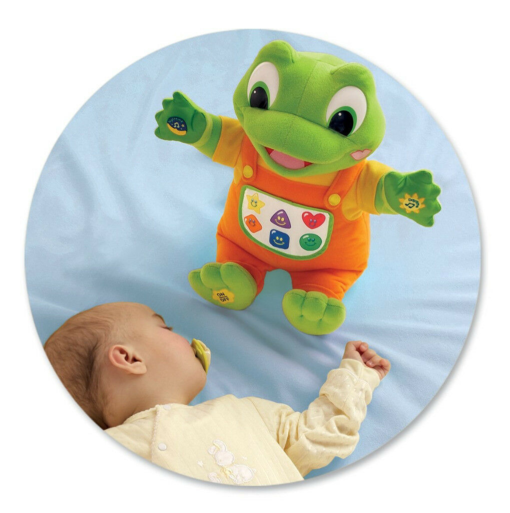 LeapFrog Hug & Learn Baby Tad RRP £29.99 selling very cheap for quick sale £15 COMES WITH BATTERIES