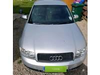 Audi a4 avant . Spares or repair (non runner)