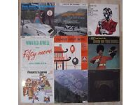 Job Lot of +100 Different Records from Different Artists
