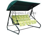 3 seater swing hammock luxury Sorrento Sicily range still in sealed box