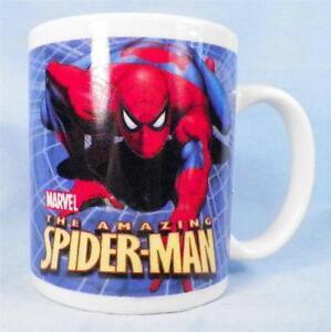 Spiderman Coffee Mug Marvel 2006 Monogram International