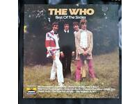 Rare The Who German release lp