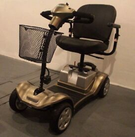 Kymco Mini 4 MPH Boot Scooter