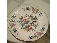 Aynsley Vintage Fine English Bone China Dinner plate