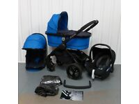 iCandy Peach 3 Cobalt Travel System