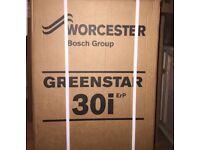 Worcester bosch 30i greenstar combi boiler natural gas