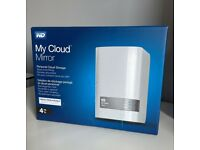Western Digital My Cloud MIrror