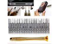 25 in 1 screwdrivers set tools NEW