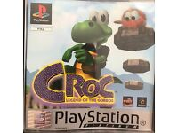 Croc: Legend Of The Gobbos, PlayStation1 game