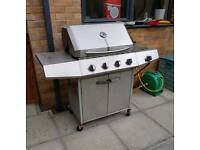 4 burner gas BBQ £85ono CAN DELIVER