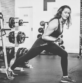 Personal training block package discount