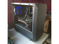 Gaming PC: i7-6700 (4C/8T), GTX 970 4GB, 16GB DDR4, 128GB NVMe, Windows 10 Pro, 1TB HDD, WIFI