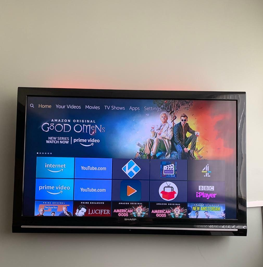 Sharp aquos 40 inch FULL HD 1080p tv | in Allerton, West Yorkshire | Gumtree