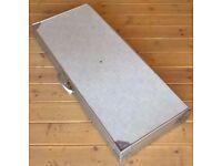 £60 Bargain Vintage Folding Picnic Table by Seluart Engineering 1950's-60's Hardly Used