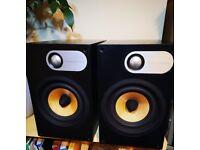 Speakers B&W