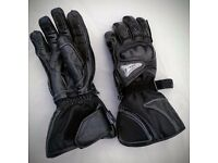 SCHOELLER KEPROTEC COLD WEATHER MOTORBIKE GLOVES (LARGE), GREAT CONDITION