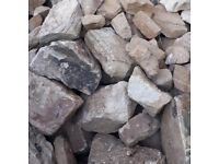 Building stone for sale . Various types available
