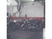 FRENCH MOTORBIKE TT 1986 ISLE OF MAN