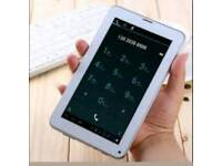 7inch 2in1 phone with tablet