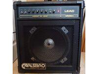 Carlsbro Hornet 45 Lead guitar amplifier