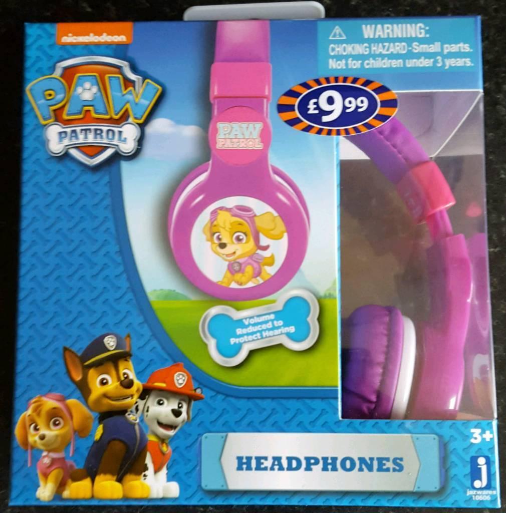 Paw Patrol Pink Headphones In Lenton Nottinghamshire Gumtree