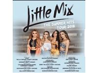 little mix standing ticket huddersfield 15th July 2018