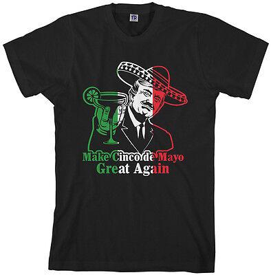 Make Cinco De Mayo Great Again  2 Mens T Shirt Trump
