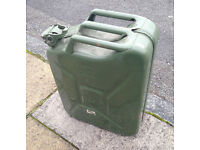 20 litre Jerry Can FOR SALE