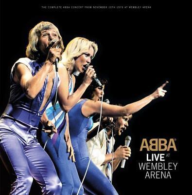Abba - Live at Wembley Arena - New 180g Vinyl 3LP + MP3 - Half Speed Mastered