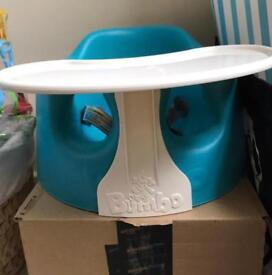 BUMBO seat with Tray