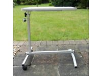 A Multi-Purpose, Angle or Height Adjustable & Very Sturdy Table - in Very Good Condition.
