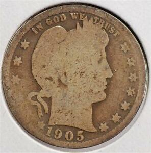 Coins & Paper Money > Coins: US > Quarters > Barber (1892-1916)