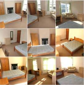 Huge double room with bills included