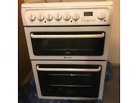 Creda Hotpoint White Electric Cooker