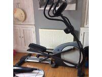 NordicTrack E7.1 Elliptical cross-trainer