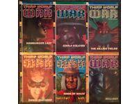 2000AD 'Third World War' Graphic Novel Set Of Six (1990)