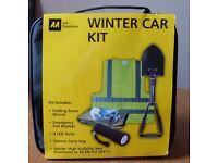 AA WINTER CAR KIT - BRAND NEW