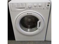 £140 White Hotpoint 8KG Washing Machine - 6 Months Warranty